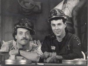 Randy (right) and Richard