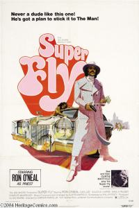 superfly poster tall