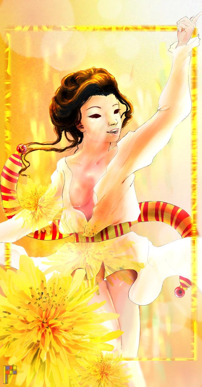 SHINTO DEITY: UZUME | Balladeer's Blog