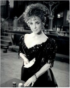 Elizabeth Taylor as Poker Alice