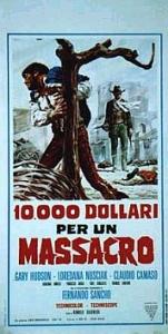 $10,000 for a massacre