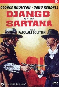 Django and Sartana film series