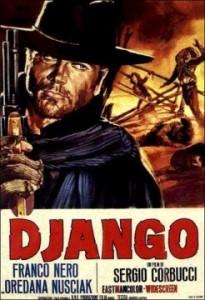 Original Django poster