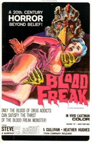 Blood Freak (1972)