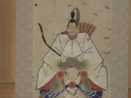 SHINTO MYTHS: HACHIMAN, THE GOD OF WAR | Balladeer's Blog