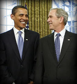Two fools who prove that ANYBODY can get reelected and it doesn't prove they are competent.