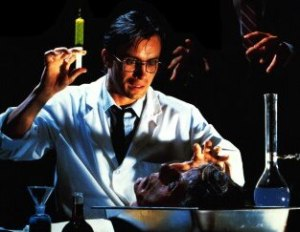 Combs in Re-Animator