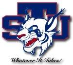 St Thomas (Fl) Bobcats logo