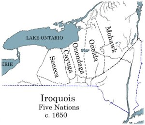 2 Iroquois confederacy