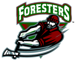Huntington College Foresters logo