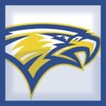 John Brown U Golden Eagles logo