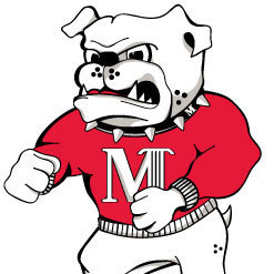 McPherson College Bulldogs logo
