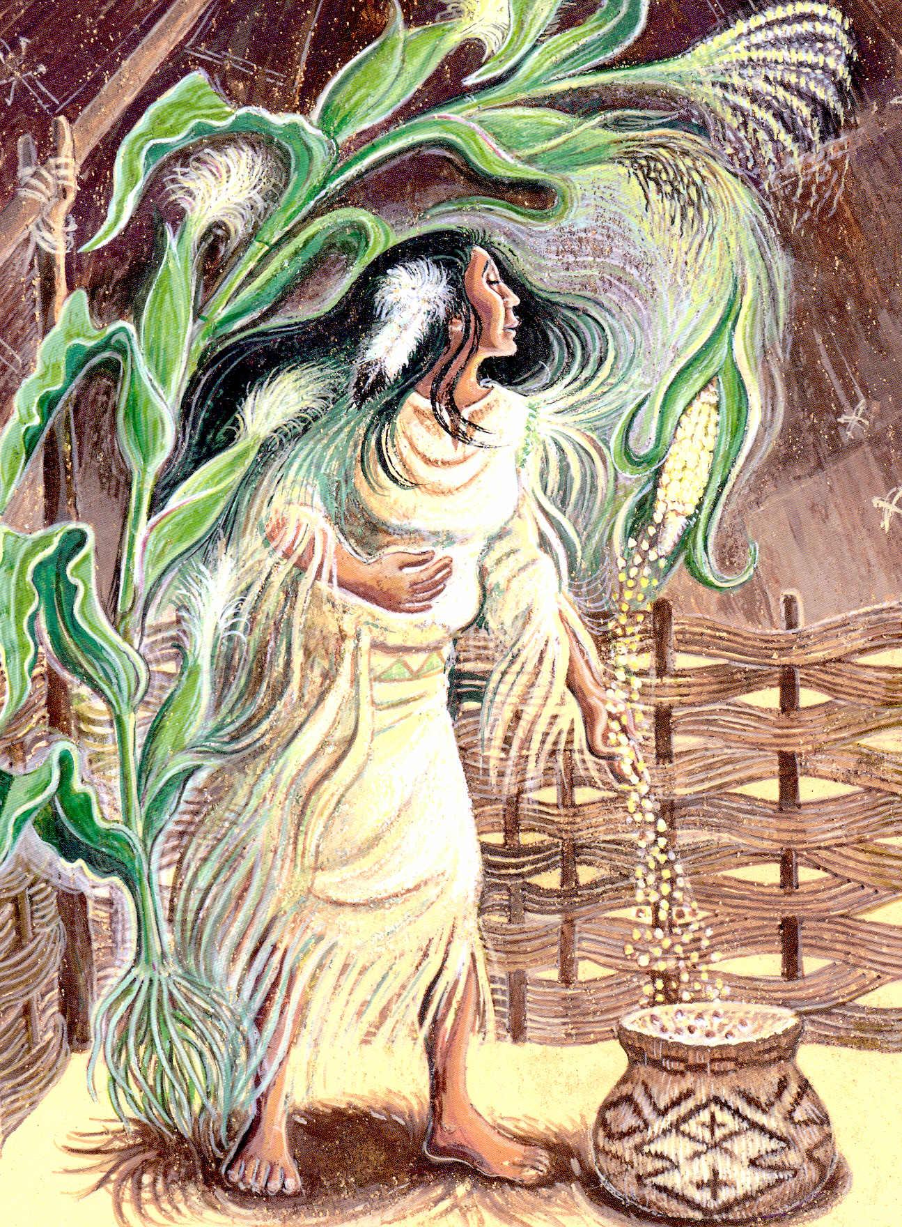The Top Nine Deities In Muscogee Creek Mythology Balladeers Blog