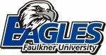 Faulkner U Eagles logo