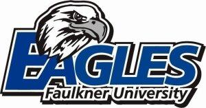 Faulkner U Eagles logo