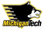 Michigan Tech huskies logo