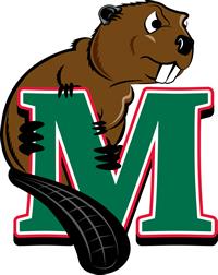 Minot State Beavers logo