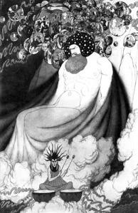 Mana Yood Sushai by Sidney Sime