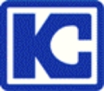 Kaskaskia College Blue Angels KC logo
