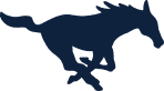 Master's College Mustangs logo