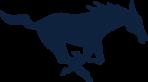 Master's College Mustangs logo