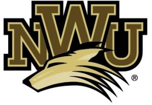 Nebraska Wesleyan Prairie Wolves logo