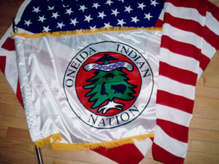 Oneida Nation flag