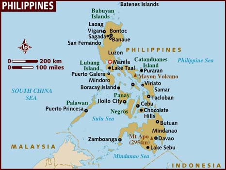 Spanish American War Philippines Map.Top Four Forgotten Conflicts In American History Balladeer S Blog