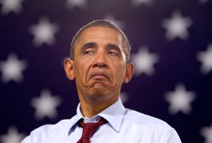 OBAMA: Hmmmm. If 58 out of 100 Senators are lawyers that means that ... less than a THIRD of them are!