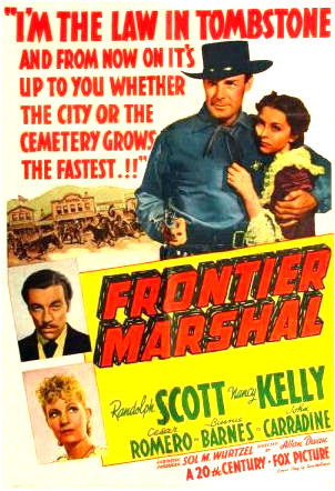 BILLY THE KID VS DRACULA AND FRONTIER MARSHAL | Balladeer's Blog
