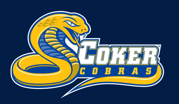 COOL NAMED SPORTS TEAM COKER COLLEGE