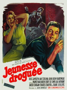 """No, Frenchies, it was Jerry LEE Lewis, not Jerry Lewis who appeared in this movie!"""