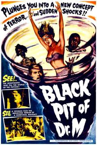 The Black Pit of Dr M