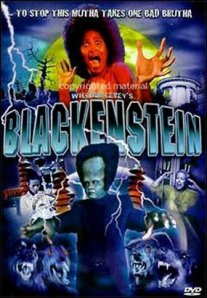 Blackenstein poster