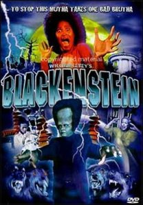 Blackenstein movie poster