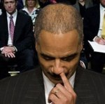 Eric Holder, the J Edgar Hoover of Color
