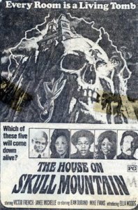 House on Skull Mountain poster