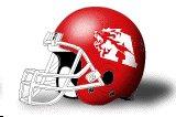 Albright Lions helmet