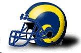 Angelo State Rams helmet
