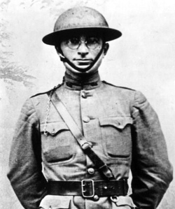 Harry Truman in World War One