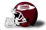 Hinds College eagles good helmet