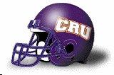 Mary Hardin Baylor Crusaders helmet NEW