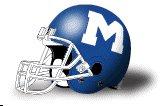 Millikin Big Blue Helmet
