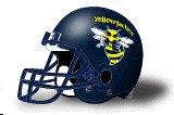 Rochester Tech helmet