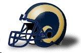 Shepherd Univ Rams helmet
