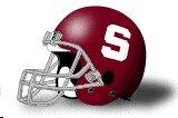 Springfield College Pride helmet