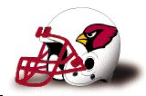 Trinity Valley Cardinals helmet