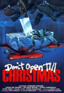 Don't Open 'Til Christmas
