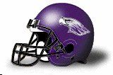 Whitewater Warhawks helmet new