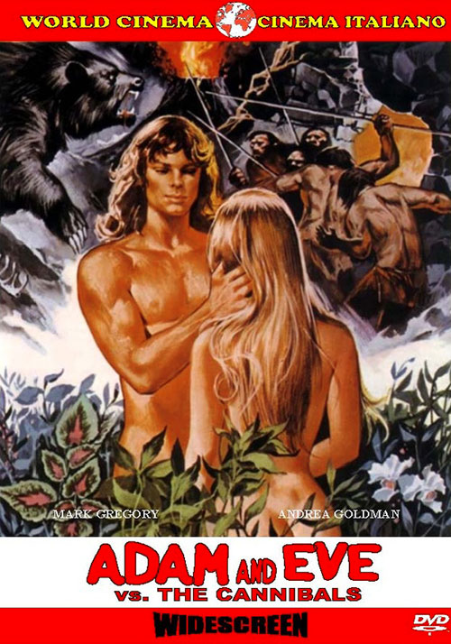 Adam and eve versus the cannibals 5